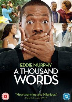 A Thousand Words [DVD]: Amazon.co.uk: Eddie Murphy: Film & TV