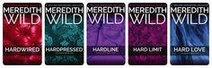 Hacker Series by Meredith Wild