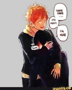 geez you should rely on me more , kageyama-kun! Kageyama X Hinata, Haikyuu Kageyama, Haikyuu Manga, Haikyuu Fanart, Oikawa, Manga Anime, Daisuga, Kuroken, Kagehina Cute
