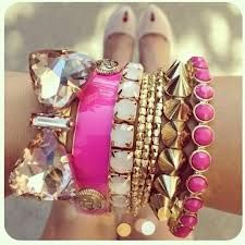 Take me to the candy shop... #bracelets #jewellery
