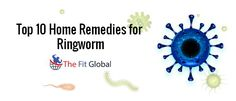 Home #Remedies for #Ringworm and Symptoms are here. You can treat them at home at the cheapest cost, with no other #medication and #Cure #Tinea with No Tablets.