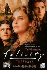 Felicity - favorite show ever until she cut her hair!!! WHY!!!!