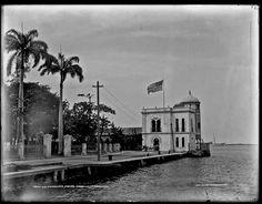 Consulado de Estados Unidos en Puerto Cabello, 1901. / US consulate in Puerto Cabello, 1901.