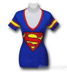 I love this geeky hockey T Shirt - I especially adore the Red trim at the V neck. Definitely one I will own shortly!
