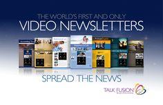 Talk Fusion Video Newsletters