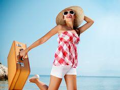 Schutz gegen SonneAls Sommerbegleiter sind rezeptfreie homöopathische Mittel ideal.