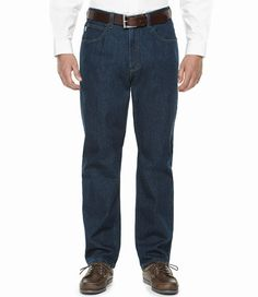 Double L Jeans, Natural Fit: Jeans | Free Shipping at L.L.Bean