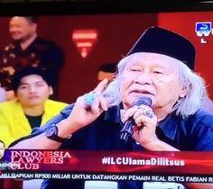 [ RAGAM BERITA INDONESIA ] Acara ILC tvOne tadi malam, Selasa (22/5/2018), mengangkat topik hangat seputar Daftar 200 Muballigh versi K...