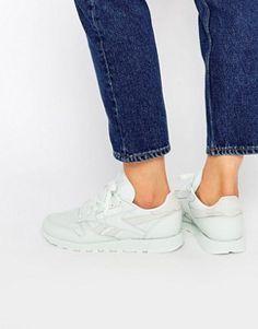 Reebok Mint Classic Leather Sneaker