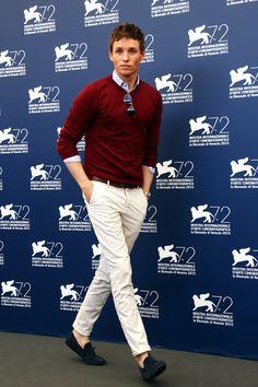 10 Ways Eddie Redmayne Looks Dressed Up (Even When He's Dressed Down) Photos | GQ