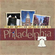 Philadelphia Layout