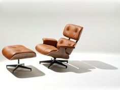 Eames Lounge Chair and Ottoman - Herman Miller | Atec Original Design