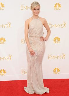 11 Wedding Worthy Gowns from the 2014 Emmy Awards - The Knot Blog