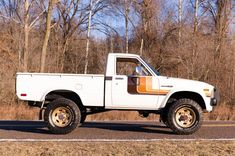This pristine 1981 Toyota HiLux Pickup Truck is undoubtably the best HiLux for sale in America right now. That may sound like a lofty claim to make, Toyota Hilux, Toyota Tacoma Trd, Toyota 4x4, Toyota Fj Cruiser, Land Cruiser, Range Rovers, Jeep Rubicon, Jeep Wranglers, Ford Classic Cars