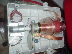 Loop magnetica di IK8NAK