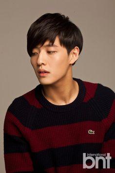StyleKorea — BNT International Model:Kang Ha Neul February... Hot Korean Guys, Korean Men, Hot Guys, Korean Celebrities, Korean Actors, Asian Actors, Kang Haneul, The Age Of Innocence, Korean Star