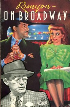 """The race is not always to the swift nor the battle to the strong, but that's the way to bet.""  ― Damon Runyon, On Broadway"