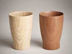Fancy - Discipline Wooden Cups