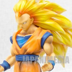 Dragon Ball HSCF Figure high spec coloring S.S.3 Son Gokou 13 JAPAN ANIME MANGA