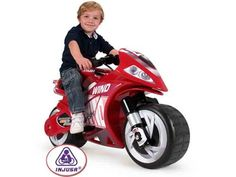 G-wheel Inj-6461 Repsol Wind Motorcycle 6v by G-wheel. $229.00. Injusa's Repsol Wind Motorcycle is a favorite with all little bikers! It's sleek and futuristic with lots of detail and cool decals. Imagine the thrill of being 3 years old and riding a realistic Repsol motorcycle. Designed and built in Europe, a top of the line vehicle. Riding battery operated vehicles will help develop your child's coordination at an early age.