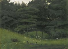 Robert Bateman (British, 1842-1922), The Three Ravens. Watercolour with bodycolour and gum arabic, 28 x 39 cm.