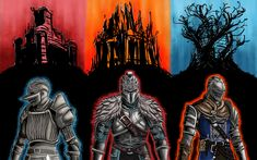 Dark Souls /  Demon's Souls : Prepare To Die by MenasLG.deviantart.com on @deviantART