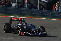 Adrian Sutil, Sauber, Circuit of the Americas, 2014 2014 United States Grand Prix qualifying
