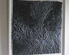 Framed Black Flow