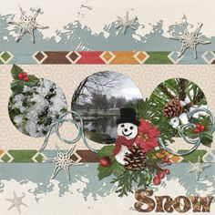 """Walking in a winter wonderland<br /> <br /> Kit is Cozy Christmas by Lisa Rosa<br /> <br /> <a href=""""http://withlovestudio.net/shop/index.php?main_page=product_info&cPath=27_188&products_id=3965"""" target=""""_blank"""">http://withlovestudio.net/shop/index...oducts_id=3965</a>"""