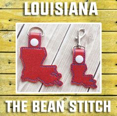 Louisiana - Includes TWO(2) Sizes!