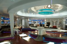 I WANT TO LIVE THERE (Exclusive never-before-seen photos from inside J.J. Abrams Enterprise)
