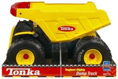 Tonka Toughest Mighty Truck (Target)
