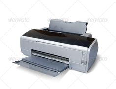 We offer superb printer repair and copier maintenance Wireless Printer, Inkjet Printer, Office Supplies, Stock Photos, Printers, Business, Store, Business Illustration
