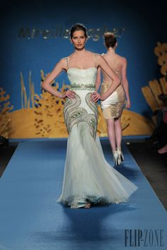 Mireille Dagher Printemps-été 2014 - Haute couture - http://www.flip-zone.fr/fashion/couture-1/independant-designers/mireille-dagher-4676