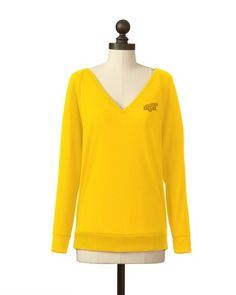 Wichita State Shockers | Pullover V-Neck Top | meesh & mia
