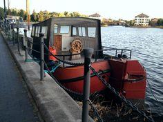 Isle Of Dogs, London, Boats