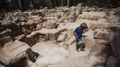 Archaeologists say they may have found fabled tomb of biblical Maccabees
