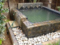 Plunge pool on pinterest plunge pool small pools and for Plunge pool design uk