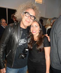 Photographer Brad Elterman + IdealWoman Arist Allie Pohl