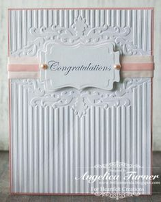 Congratulations by AngelicaTurner - Cards and Paper Crafts at Splitcoaststampers