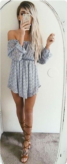 Cute but I don't overly love the boho look ... sometimes it's great though. I would wear this