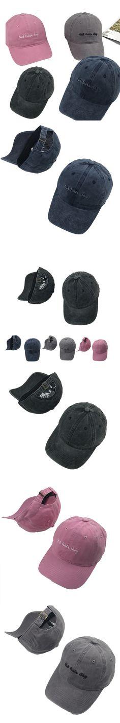 We Bare Bears Ice Bear Fashion Adjustable Cotton Baseball Caps Trucker Driver Hat Outdoor Cap Black