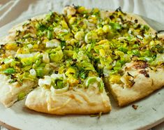 Brussels Sprout Pizza | Baked In