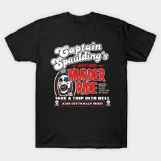Captain Spaulding Murder Ride