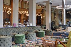 L'hôtel W d'Amsterdam