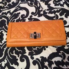 Orange Clutch Orange Clutch Bags Clutches & Wristlets