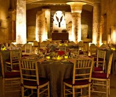 Lower Egyptian Gallery @ Penn Museum (University Of Pennsylvania Museum Of Archaeology - Event And Wedding venues
