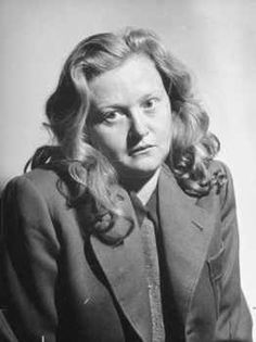 """Known as The """"Bitch of Buchenwald"""" because of her sadistic cruelty towards prisoners, Ilse Koch was married to a wicked Nazi SS, Karl Otto Koch. She used her sexual prowess by wandering around the camps naked, with a whip, and if any man so much as glanced at her she would have them shot on the spot. The most infamous accusation against her was that she had selected inmates with interesting tattoo to be killed, so that their skins could be made into lampshades for her home."""
