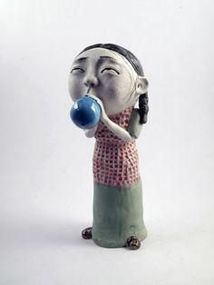 Ceramic Art by Dai Li