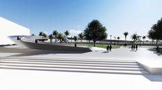 Galería - Propuesta Istmo, Primer Lugar por pasarela que reforzará relación de Las Palmas con su puerto - 7